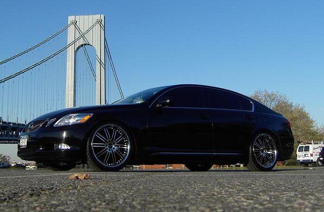 19 Vertini Hennessey Staggered Wheels Rims Fit Infiniti MDX G35 G37