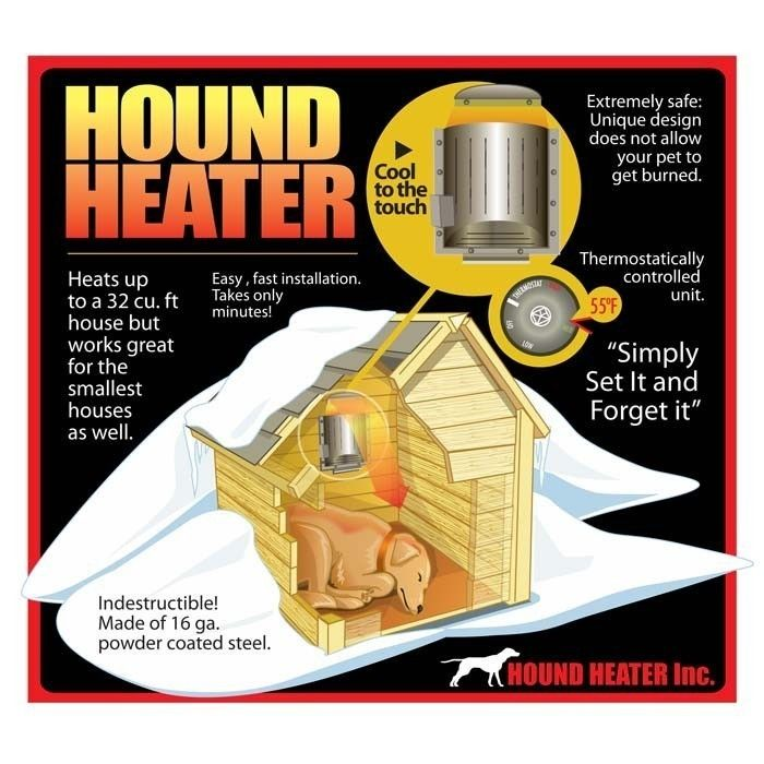 Akoma Pet Dog Cat Hound House Heater Furnace