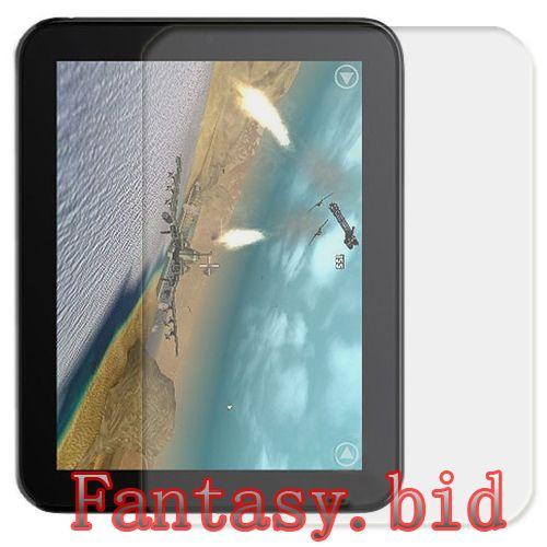 For HP Touchpad Leather Case Cover Protector Pen 3in1