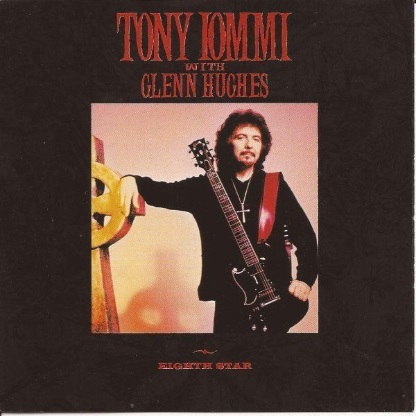 Tony Iommi Black Sabbath Eighth Star Unreleased 1996 Solo CD with