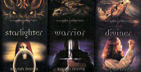 Christian Teen Fantasy Starlighter Warrior Diviner Bryan Davis