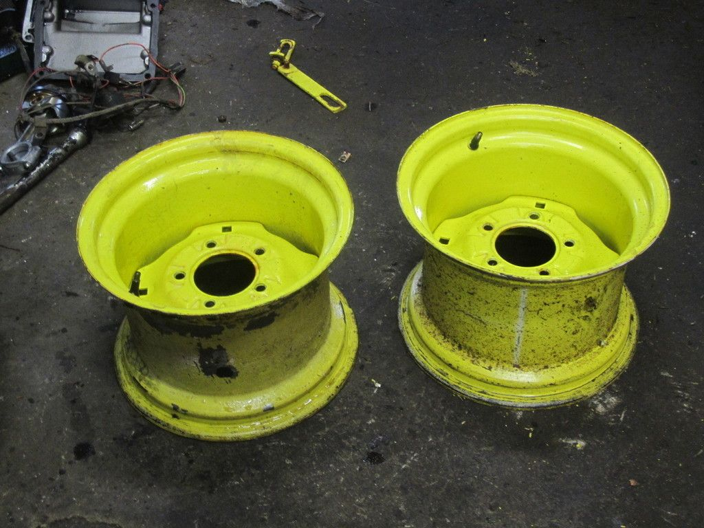 Lawn Tractor Rear Rims : Garden tractor wheel weights upcomingcarshq