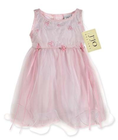 Sweet JoJo Designs New Designer Baby Outfit Clothing Girls Clothes Dress 6 12 MO