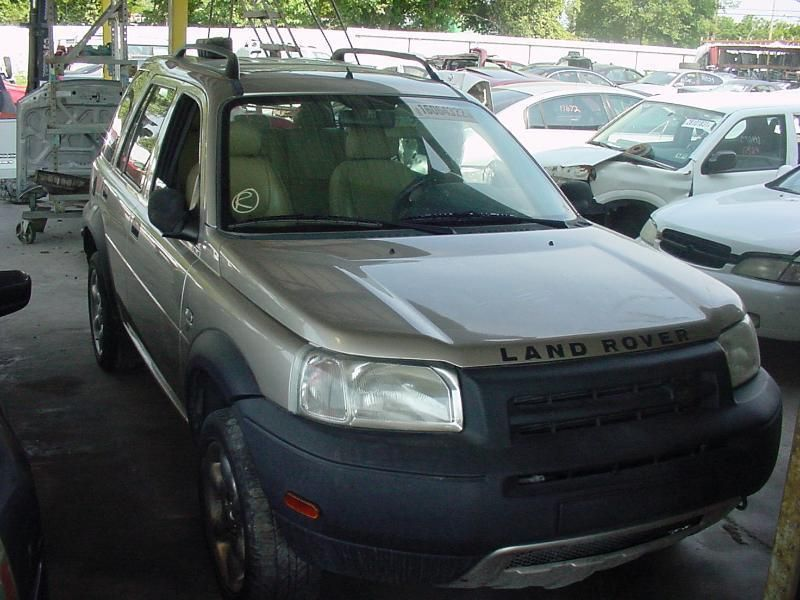 2002 02 Land Rover Freelander 5 Speed at Automatic Transmission TX