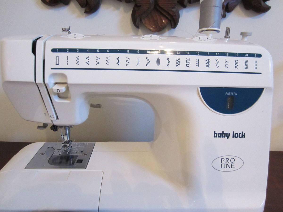 used babylock sewing machine