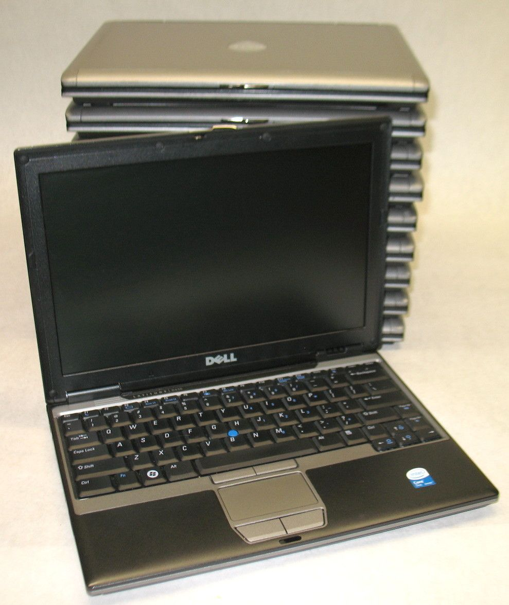 10 Dell Latitude D430 Intel Core 2 Duo U7600 1 2Ghz 2GB Wifi Laptops