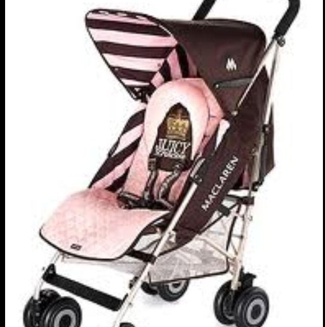 Maclaren Juicy Couture Stroller