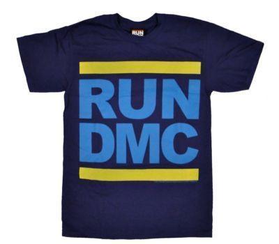 Run DMC T Shirt Purple Men Size Small