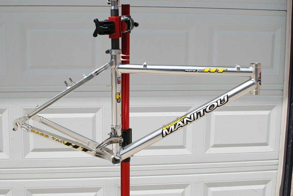Vintage 1996 Answer Manitou HT 16 Mountain Bike Frame