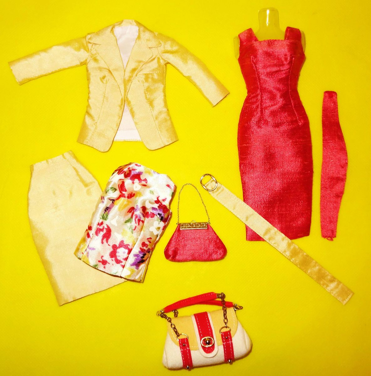 MATISSE OOAK ESPRESSO OUTFIT CLOTHES MADE 4 FASHION ROYALTY BARBIE