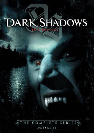 Dark Shadows The Revival   The Complete Series DVD, 2008, 3 Disc Set