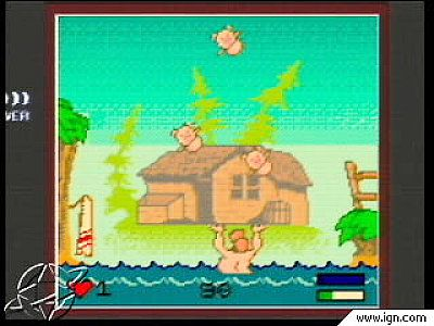 Billy Bobs Huntin n Fishin Nintendo Game Boy Color, 1999