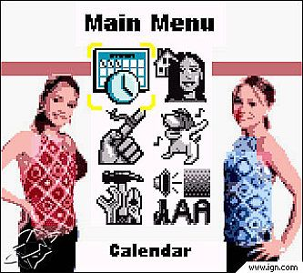 Kate and Ashley Pocket Planner Nintendo Game Boy Color, 2000