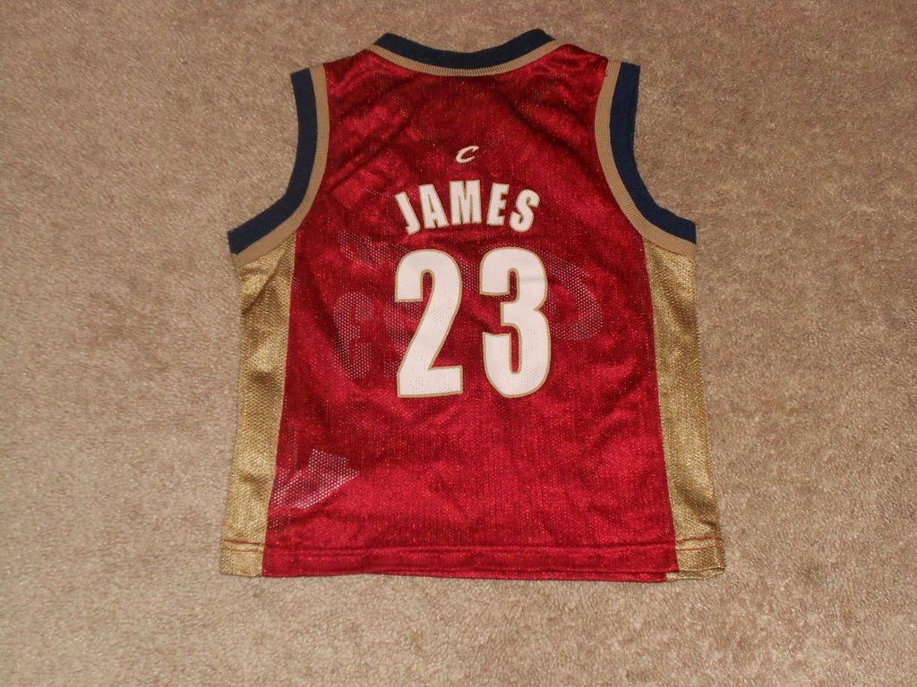 lebron james jersey kids in Basketball NBA