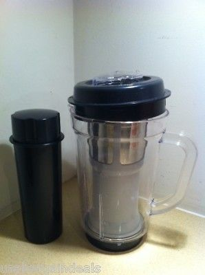 Newly listed Magic Bullet Juicer Attachment Blender Jug Brand New