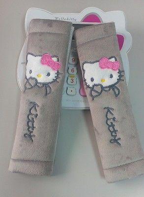 Hello Kitty Car belt cover Shoulder Pad/Baby Stroller/Car Seat Belt
