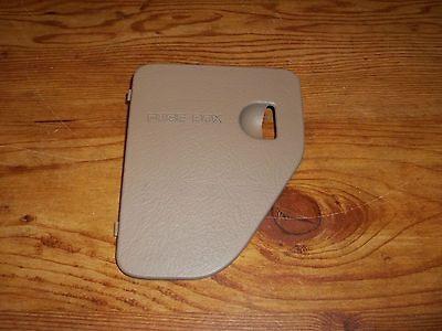 94 97 DODGE RAM PICKUP TRUCK FUSE BOX ACCESS DOOR LID COVER 1500 2500