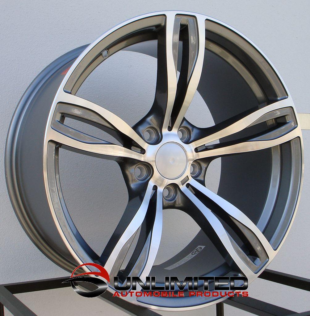 19 2013 M6 Style Wheels Rims Fit BMW F30 3 Series 328 335 2012