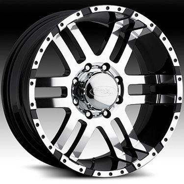 079 Wheels Rims 20x9 Fits Chevy GMC 2500HD 2011 2012 2013
