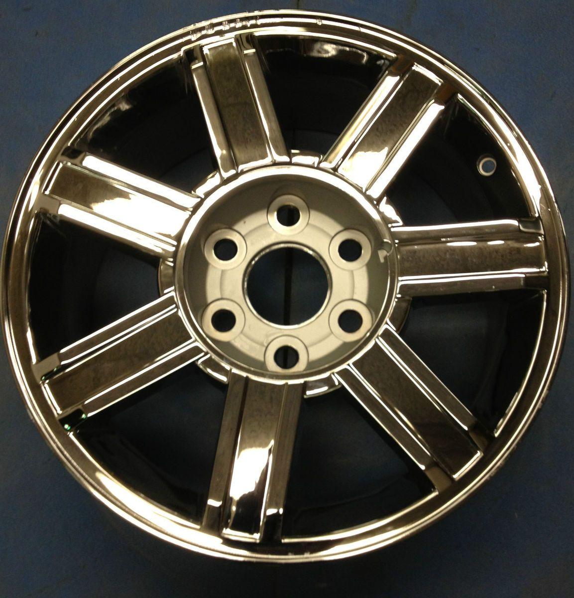 One 2007 2008 2009 Cadillac Escalade Ext ESV 18 Factory Wheel Rim