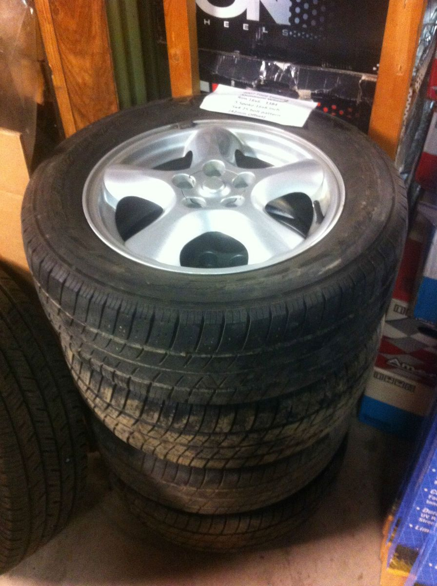 2007 Ford Taurus Mercury Sable Car 16 Factory Wheels Rims Tires Set