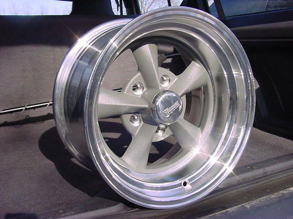 Rocket Vintage Wheels Chevy Ford Dodge Mopar