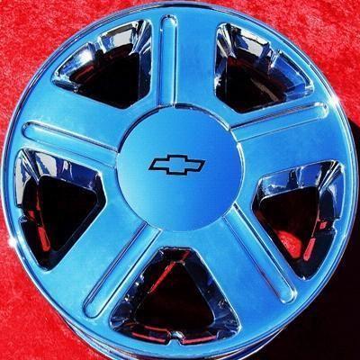New 17 Chevrolet Trailblazer Chrome Wheels Rims GMC Envoy 5179