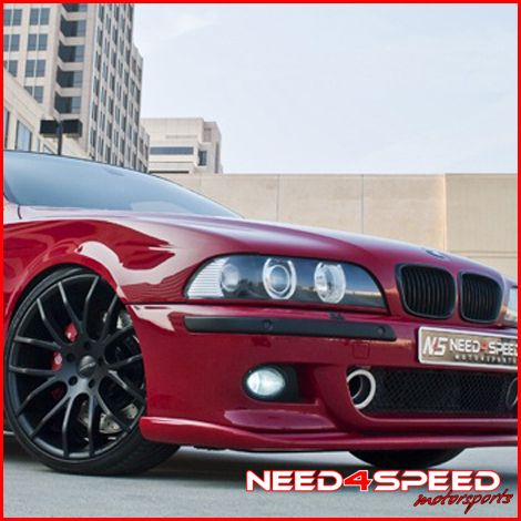 E39 525 528 530 540 M5 Giovanna Kilis Black Wheels Rims Tires