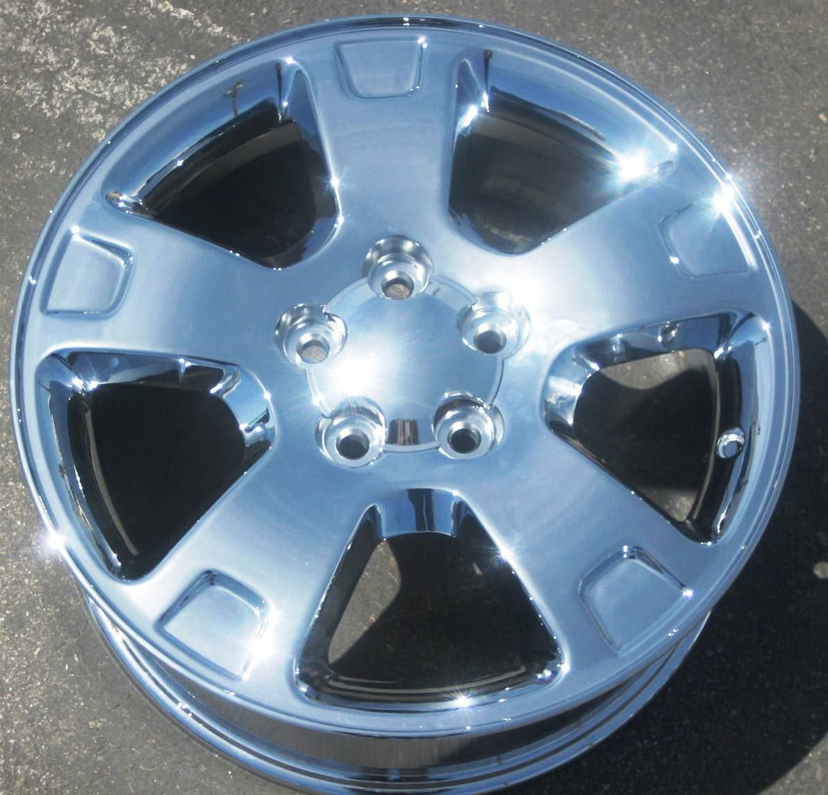 17 Ford Freestyle Chrome Wheels Rims Exchange Your Stock