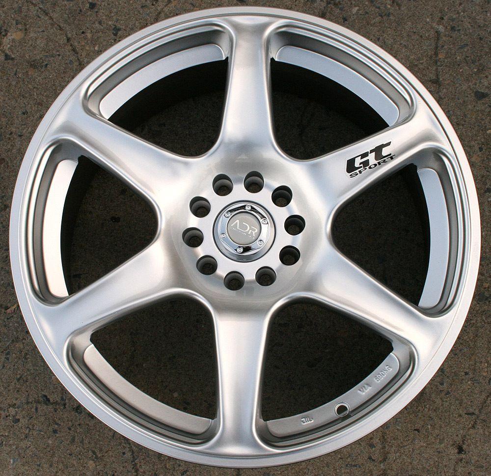 Hyper Silver Rims Wheels Mercedes CLK350 E320 18 x 7 5 5H 42