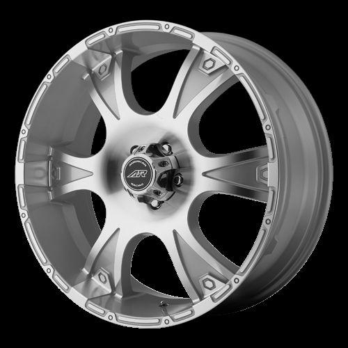 18 Inch Silver Wheels Rims Chevy GMC 1 2 Ton Truck Tahoe Astro Van