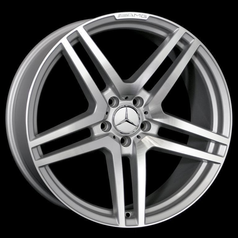 20 AMG Style Staggered Wheels 5x112 Rim Fits Mercedes Benz CLK55 AMG