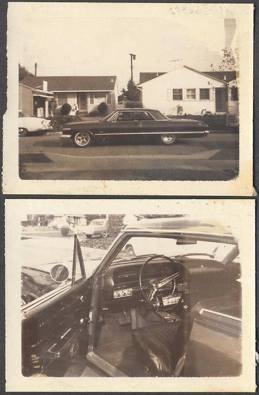 Photos 1963 Chevrolet Chevy Impala Mag Wheels Hot Rod Car 736004
