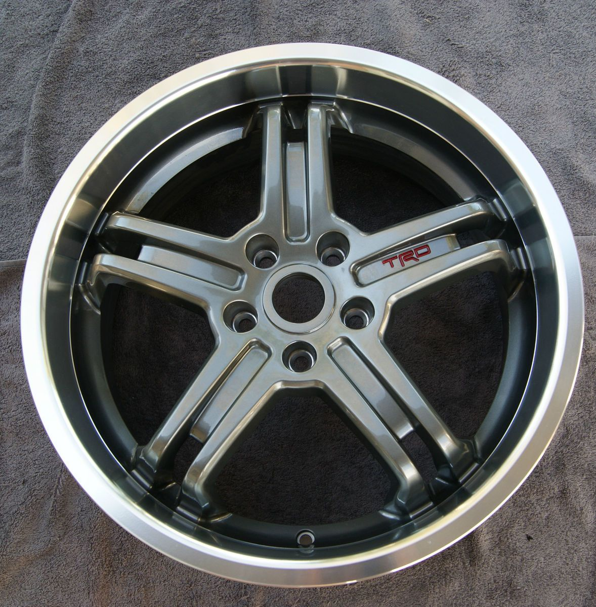 19 Scion XB TRD Wheel Rim