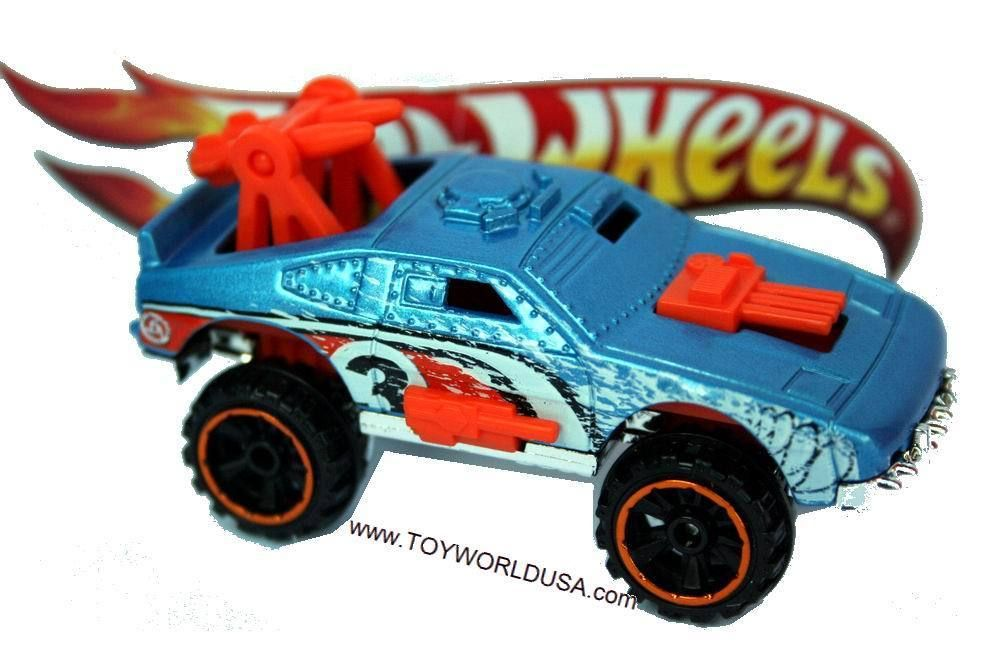 Hot Wheels Sting Rod Attack Pack Exclusive