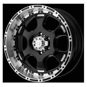17 Helo 842 Wheel Set XD Rims 17x8 Black Chevy Dodge Toyota 5LUG 8LUG