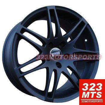 inch Wheels Rims Mercedes Benz C300 C350 VMR V708 Rims Wheels