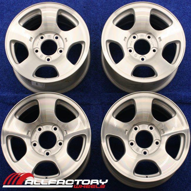 Pickup 16 2000 2001 2002 2003 2004 Wheels Rims Set 4 Four 3400