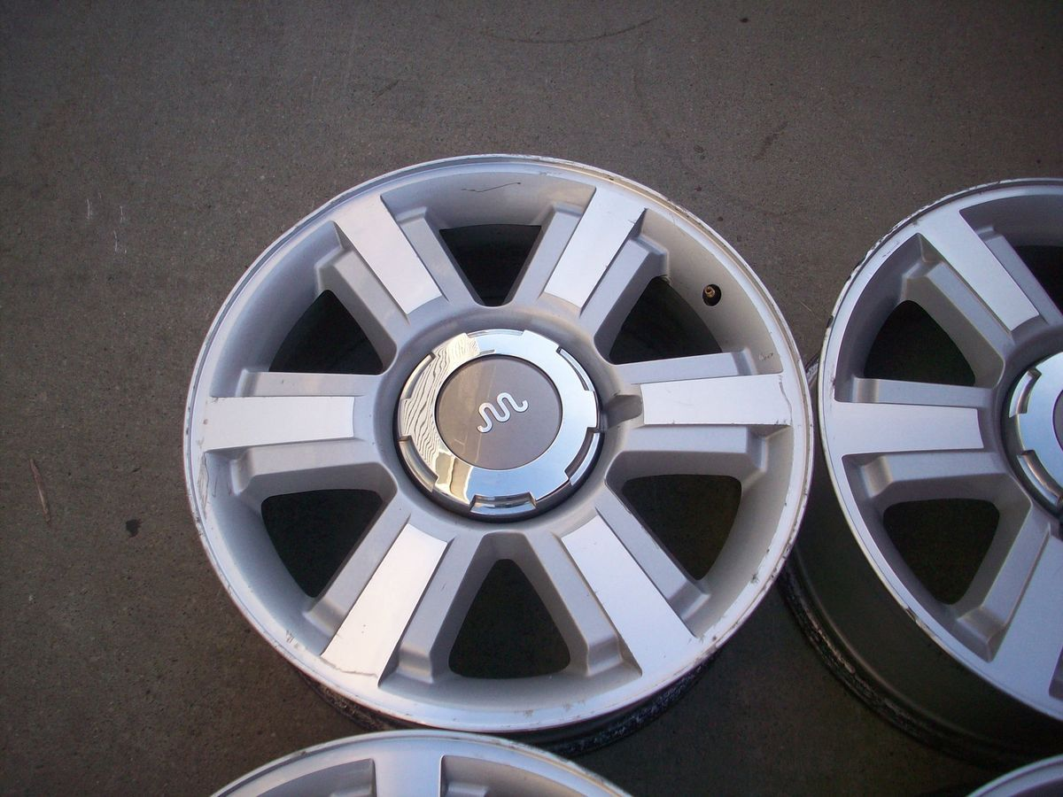 20 Ford F150 Truck Expedition King Ranch Factory Wheels Rims 2004