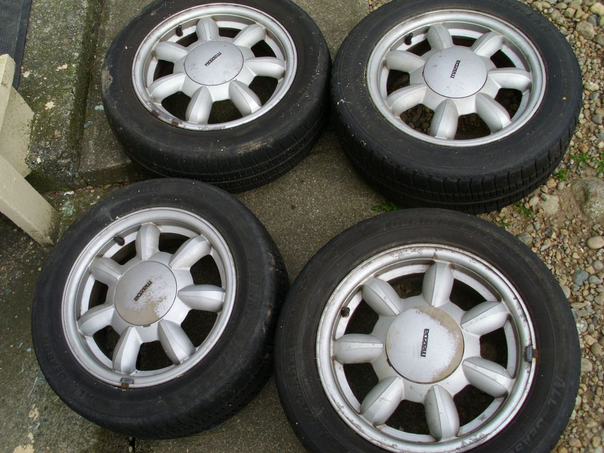 14 Mazda MX 5 Miata Wheels Rims Set of 4