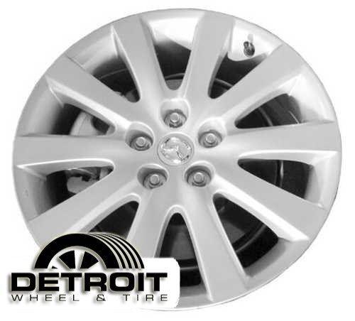 Mazda CX 9 Factory Wheel Rim 64899 Silver 2007 2010