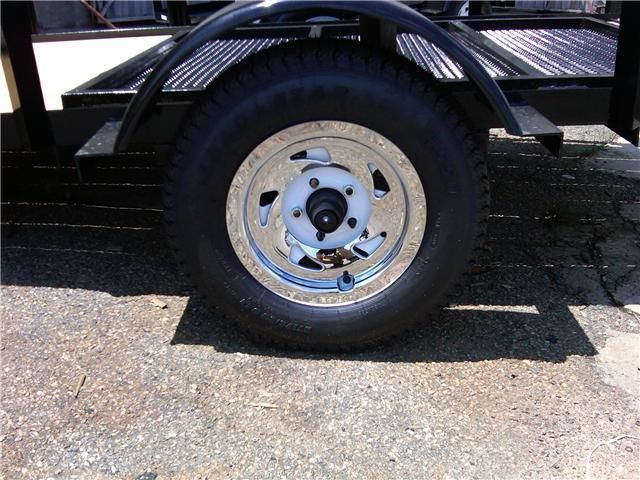14 Chrome Trailer Wheel Hub Cap Rim Covers Sharp