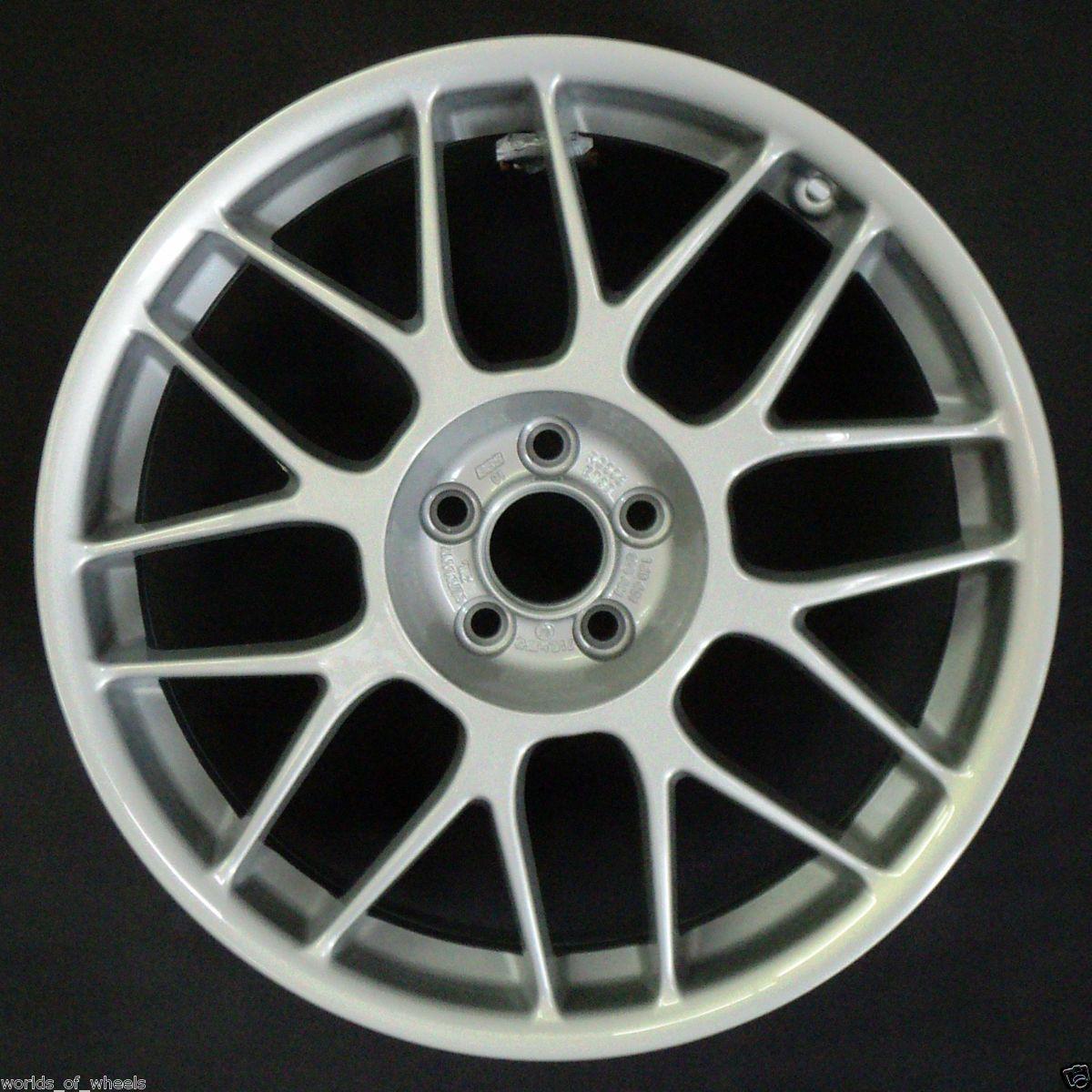 06 Volkswagen VW Jetta 18 16 Spoke BBS Factory OEM Wheel Rim H# 69806