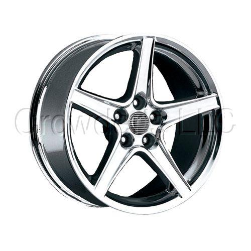 Ford Mustang Saleen Wheel Rim 300 Chrome 20 5 Lug