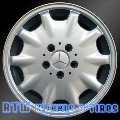 Mercedes E300 E320 E420 E430 16 Factory Wheel Rim 65168