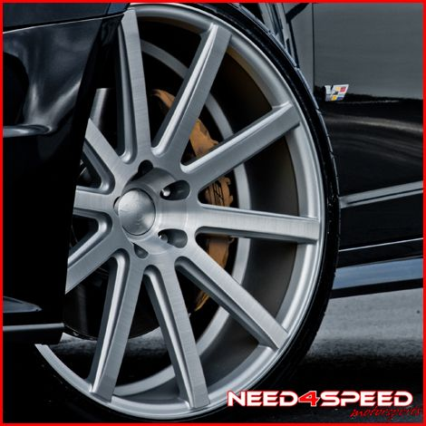 gs350 GS460 GS XO Tokyo Concave Silver Staggered Wheels Rims